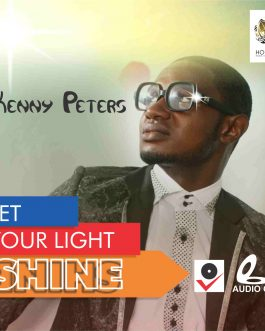 Kenny Peters-Let your light shine