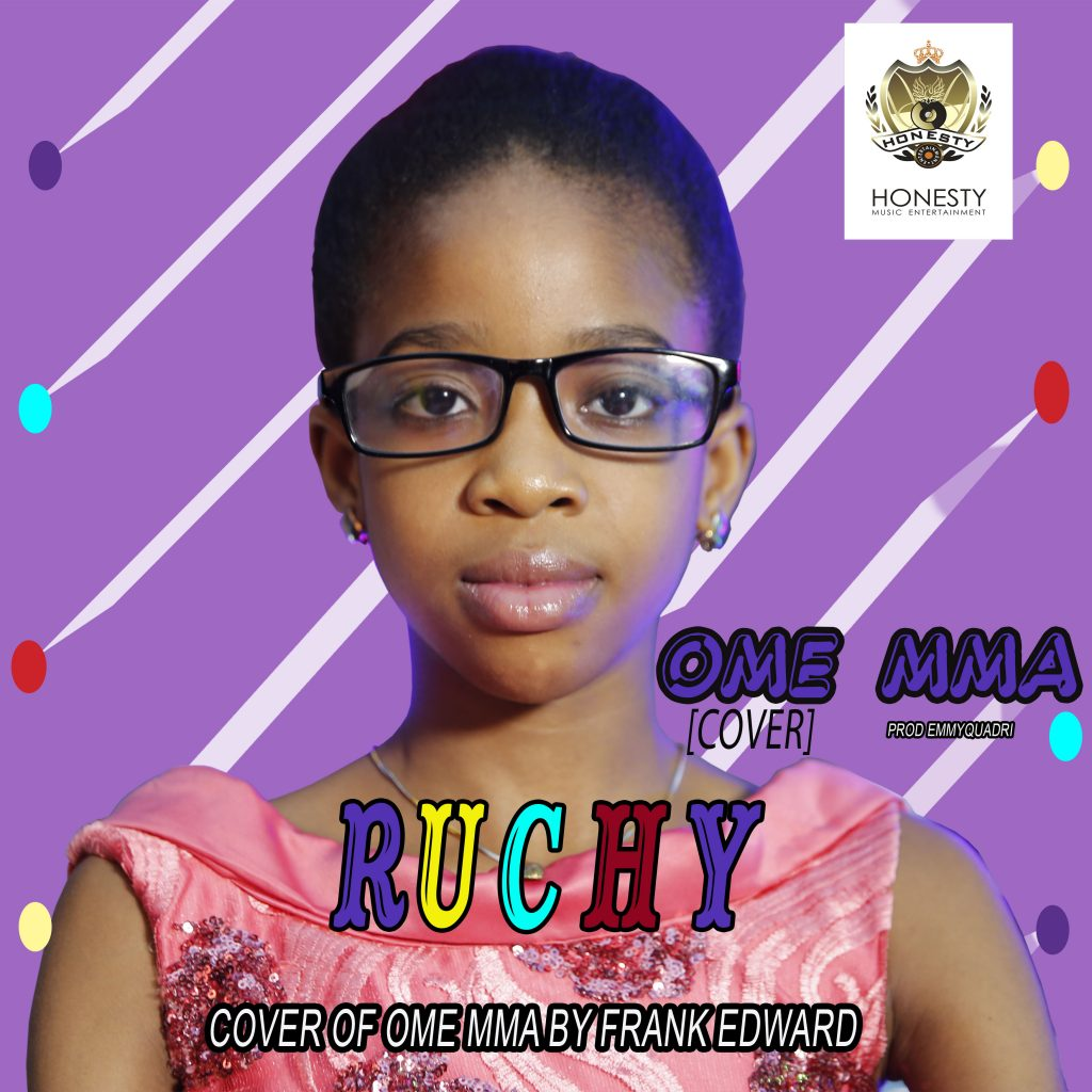 Ruchy - Ome Mma (Cover by Frank Edwards)