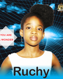 Ruchy – You Are A Wonder