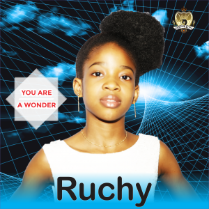 You Are A Wonder By Ruchy